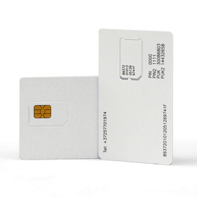 Tracker SIM